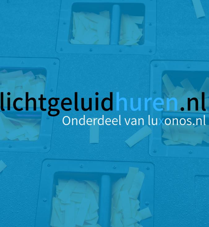 Luxonos-Lichtgeluidhuren.nl